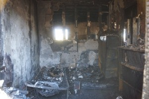 As I said, photography weaves thru all parts of my life.  This one I had to document the fire damage to a home.